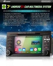Ctj ES4014C 7 Quad-Core 1608 МГц CPU Android 5.1.1 OS Специальный Автомобиль DVD для Cayenne 2003-2010 с 1024*600 Разрешение