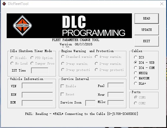 International DLC Fleet Programming<br><br>Aliexpress