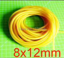 8x12mm 8mm ID 12mm OD latex tubing LaTeX tubes LTE-Ftransfuse tourniquet garrot Automatic Tourniquet Rubber hose