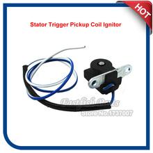 GY6 Stator Trigger Pickup Coil Ignitor For 50cc 125c 150cc Go Kart Scooter Moped ATV(China)