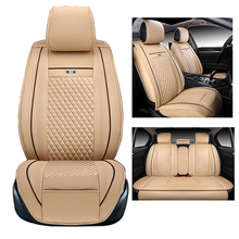 Front+Rear Special Leather car seat covers For Suzuki Jimny Grand Vitara Kizashi Swift SX4 Wagon Palette car accessories styling