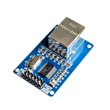 ENC28J60 LAN Ethernet Network Board Module for arduino 25MHZ Crystal AVR 51 LPC STM32 3.3V