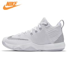 NIKE Original New Arrival AMBASSADOR IX Men's Breathable Basketball Shoes Sneakers Trainers(China)