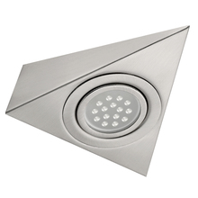 Led Wall Light Kitchen Under Cabinet Cupboard Triangle Led Light Bathroom Light Cool Warm White Wall Lamp(China)