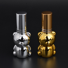 2016 best seller 8ML glass travel bottles refillable empty perfumes  perfume atomizer