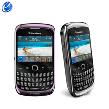 Blackberry Curve 3G 9300 original GSM 3G mobile phone unlocked smartphone QWERTY WIFI GPS 2MP dropshipping