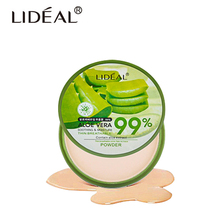 LIDEAL Brand Translucent Compact Pressed Face Contour Palette Finishing Powder Setting Makeup Bare Mineralize Skinfinish Soft(China)
