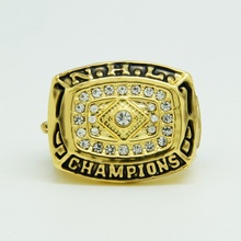 Fast shipping 1978 montreal canadiens world series championship ring for fans best gift(China)