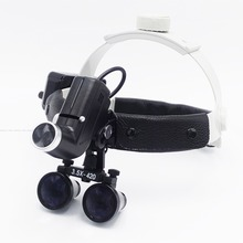 3.5X magnifier high intensity led light dental loupe surgeon operation led head lamp surgical headlamp dental headlight