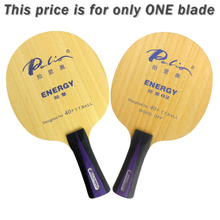 Palio ENERGY02 ENERGY 02 ENERGY-02 5-Plywood Table Tennis Blade for Ping Pong Table Tennis Racket