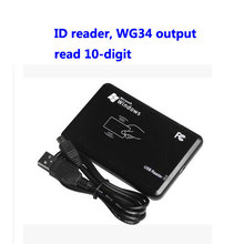Buy USB assign reader, RFID EM card reader,Read 10-digit, usb assign card device,sn:06C-EM-10,min:5pcs for $38.00 in AliExpress store