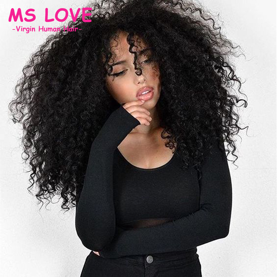 7A Brazilian Kinky Curly Hair 3pcs lot Jerry Curly Virgin Human Hair Weaves Afro Kinky Curly Hair Brazillian Curly Virgin Hair<br><br>Aliexpress