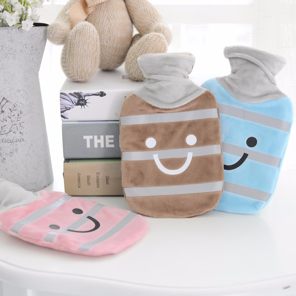 Household Warm Items guatero Safe And Reliable High-quality Rubber Washable Hot Water Bottle Bag <br><br>Aliexpress