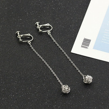 Small Earrings Cz Diamonds Elegance Style Design Jewelry Hot High Quality Engagement Gift(China)