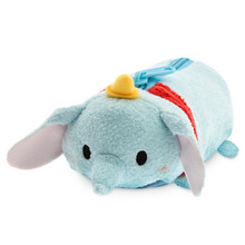 original dumbo stitch cute tsum tsum plush bag pen bag purse screen creamer gift(China)