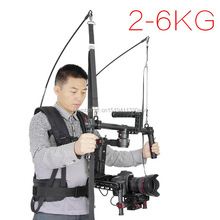 Like EASYRIG 2-6kg video film Serene dslr DJI Ronin M 3 AXIS gimbal stabilizer Gyroscope steadicam vest Atlas Camera Support(China)