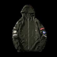Men's autumn Coat Mens Hoodies Casual Jacket Mens Windbreaker Coats Male plus size Outwear M-5XL