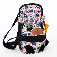 Portable Breathable outdoor carrier pet Bag Dog carrier fashionTravel dog backpack breathable pet bags shoulder pet puppy carrie(China)