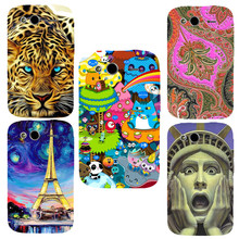 For HTC Wildfire S G13 A510e A510C Case Luxury Cute Hard Plastic Cartoon Printing Cover Original Phone Back Shell Capa New