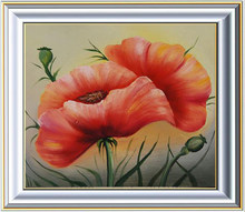 Poppies for sale promotion shop for promotional poppies for sale on diy 5d diamond painting red poppy flowers full squareround resin drill mosaic embroidery handicraft hobby home decor gift sale mightylinksfo