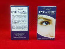 Thailand EYE GENE lover ultra moisturizing eye drops eye fatigue redness and inflammation go super cool