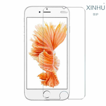 XINHU Phone Glass Film For Apple 7 7PLUS For Iphone 6 6plus 6s 6splus 7 glass film Screen Saver Tool For Nano-glass  Membrane