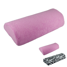 Attractive 1 pc Soft Nail Art Hand Holder Cushion Pillow Nail Arm Rest Manicure Tools(China)