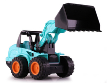 Wire control electric remote control truck children toy truck bulldozer model toy car
