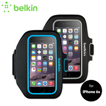 "Belkin Original Sport-Fit Plus Running GYM Armband Bag Hand-washable Case for iPhone 6s 4.7"" with Key Pauch with Package F8W620(China)"