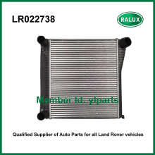 LR022738 high quality LR Range Rover 2010-2012 Car Intercooler 4.4L Diesel charge air cooler aftermarket engine parts wholesale