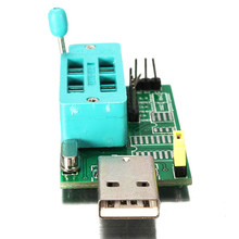 1PC CH341A 24 25 Series Flash BIOS DVD USB Programmer Module Board Integrated Circuits