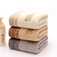 New 140cm * 70cm 100% cotton children printed    Letter bath towel brand bathroom adult beach towel bamboo Cheap towels gift
