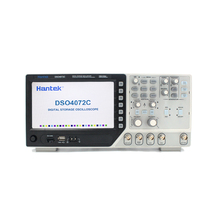 Hantek DSO4072C USB Oscilloscopes Digital Portatil 2Channels 70MHz Handheld Osciloscopio +1 Channel Arbitrary/Function Waveform(China)