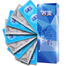 Buy MingLiu 30pcs brand quality super ultra thin condom 002 penis sleeve Intimate condoms man condoms adult product sex toy