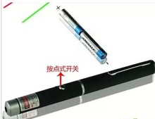 AAA NEW 500mw 532nm Green Laser Pointer Laser Pointer Pen Efit SOS Mounting Night Hunting Teaching Xmas Gift LOTS(China)