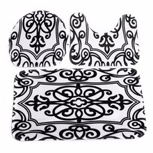 Toilet Mat Seat Cover Bathroom Non-slip Contour Rug Set 3Pcs Black White Mix Bath Pedestal Rug Lid