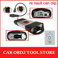 Promotion price  Renault Can Clip scanner For Renault wow cdp Auto OBD2 Scanner wit Full Function and good service