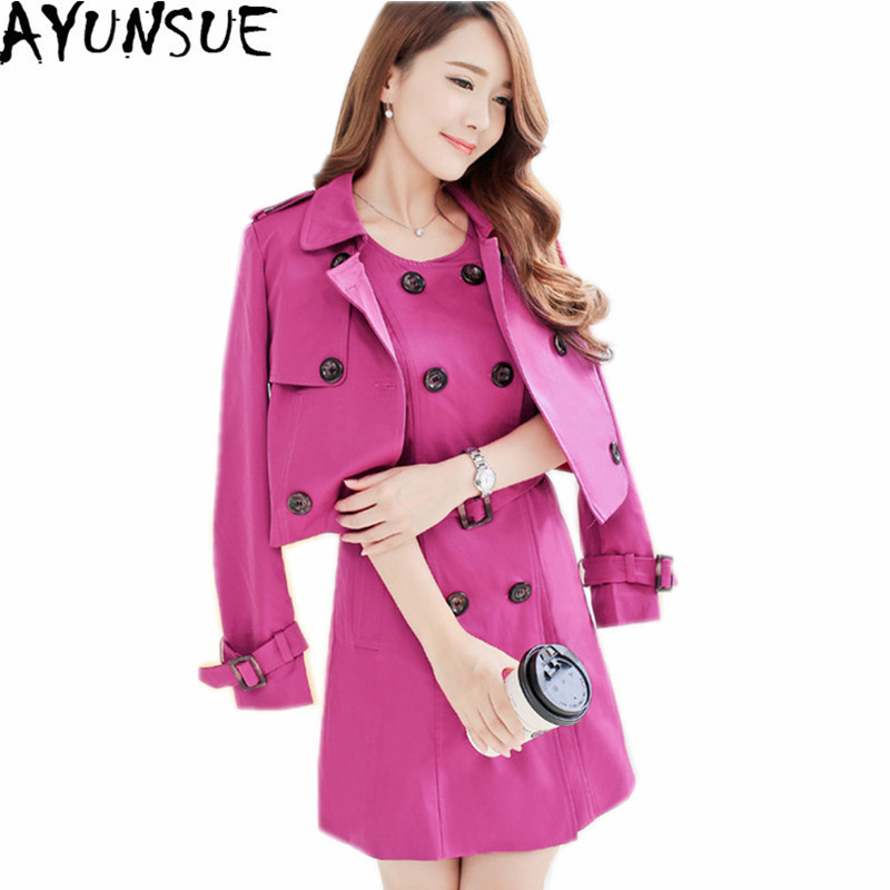 Online Get Cheap Spring Trench Coats for Women -Aliexpress.com ...