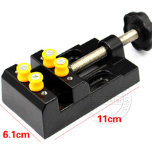 E-XY  Universal Mini Clamp Table Bench Vice for RBA JIG DIY Atomizer JIG Vape JIG Machine Tools Vape JIG Workbench Fixture