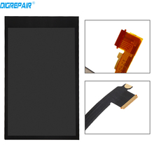 Black For HTC ONE M7 LCD Display Touch Screen Digitizer screen Assembly Replacement Parts ,free shipping+tracking code!!