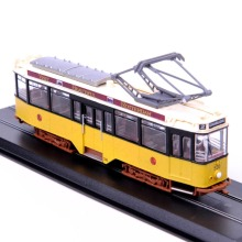 Atlas 1/87 Tram Model Serie 471-570(Allan Beijnes Werkspoor)1931 Diecast Train Truck Car Model Collection brinquedos Kids Toys B