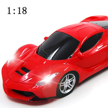 1:18 Hot Selling Electric Car model Rc Cars Drift Remote Control High Speed Racing Toys For Children Best Gifts
