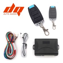 10P General Car Auto Remote Central Kit Door Lock Locking System With Key Central Locking with Remote Control(China)