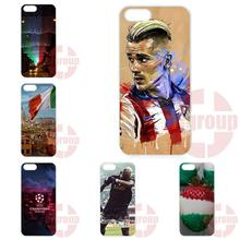 Skin Painting For Galaxy S3 S4 S5 mini s6 s7 edge plus j5 j7 grand prime A3 A5 A7 A8 Note 2 3 4 5 Italian Juventus Football Club