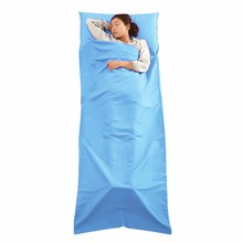 215*65 cm Outdoor Camping Travel Sleep Bag Ultralight Sleeping Liner Polyester Pongee Portable Splicing Single Bags - Passionate Outdoors Store store