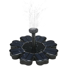 200L/H Solar Water Pump Floating Brushless Water Pump Panel Garden Plants Auto Watering Power for Fountain Pool Waterfalls