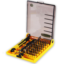 45Pcs Multifunction Torx Screwdriver Set Cell Phone Repair Tools Kit for Phones Computer Home Appliances(China)