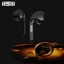 IpsdiEP1309 3.5mm Bass In-Ear Earphones For MP3 MP4 Cellphone High quality New Hot Sale For Xiaomi For Iphone(China)