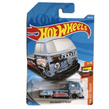 New Arrivals 2018 8f Hot Wheels 1:64 volkswagen T2 pickup car Models Collection Kids Toys Vehicle For Children hot cars(China)