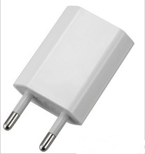 EU Plug USB Power Home Wall Charger Adapter for iPod for iPhone 3GS 4G 4S 5 Hot Selling